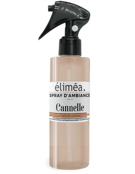 Spray d'ambiance Cannelle