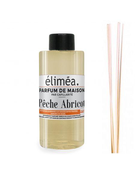 Parfum de maison Pêche Abricot