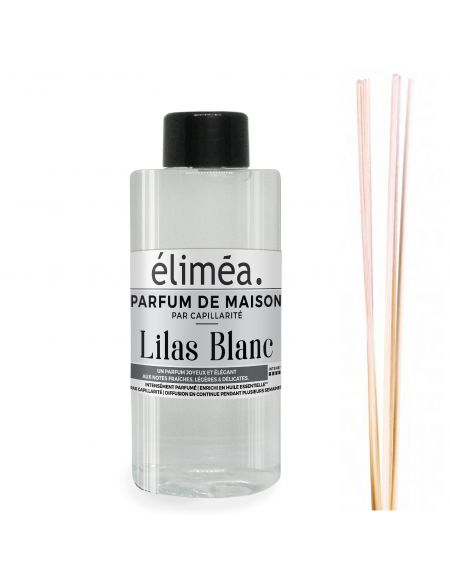 Parfum de maison Lilas Blanc