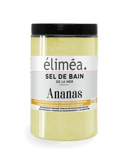 Sel de bain Ananas