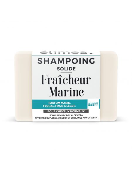 Shampoing solide Fraîcheur Marine