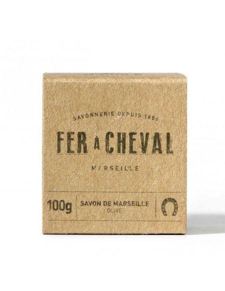 Savon de Marseille huile Olive Cube 100g