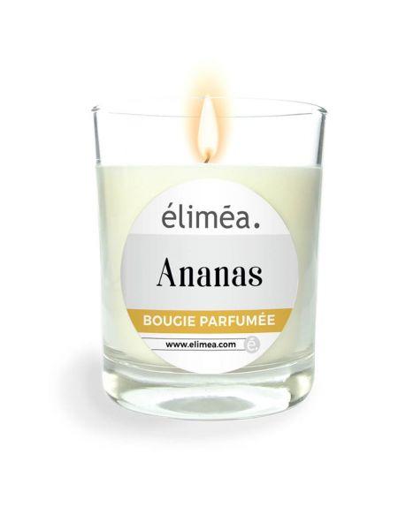 Bougie Parfumée Ananas