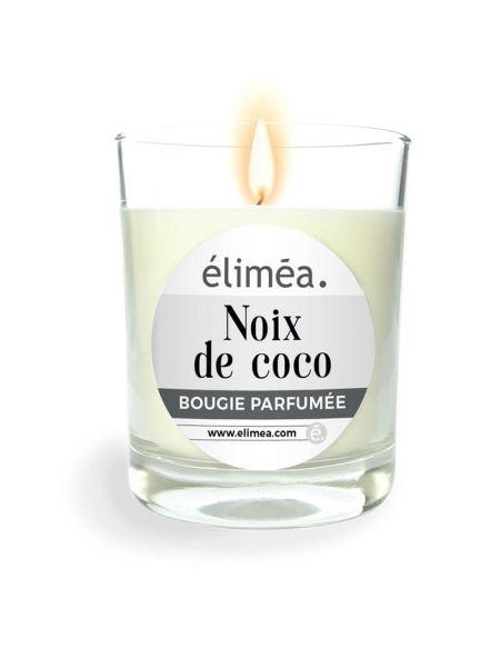Bougie Parfumée Noix de Coco