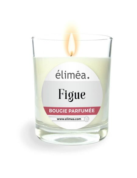 Bougie Parfumée Figue